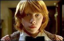Avec qui Ron va-t-il au bal ?
