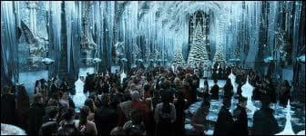 Avec qui Dumbledore danse-t-il au bal ?