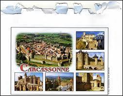 Je vous emmène visiter la cité de Carcassonne. Pour cela nous devons nous rendre dans en région ...