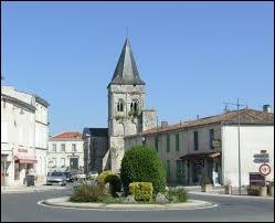 La commune du Gua, dans le 17, se situe en région ...