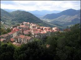 Nous parton en Corse, à Loreto-di-Tallano. Nous serons dans le département n° ...