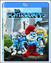 En quelle année est sorti  Les Schtroumpfs 1  ?