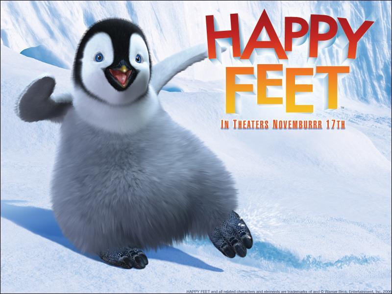 Dans quelle société de production le film d'animation  Happy Feet 2  a-t-il été réalisé ?