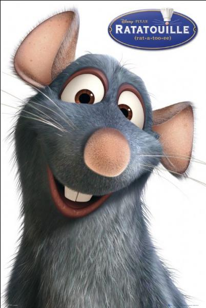 Dans quelle société de production le film d'animation  Ratatouille  a-t-il été réalisé ?