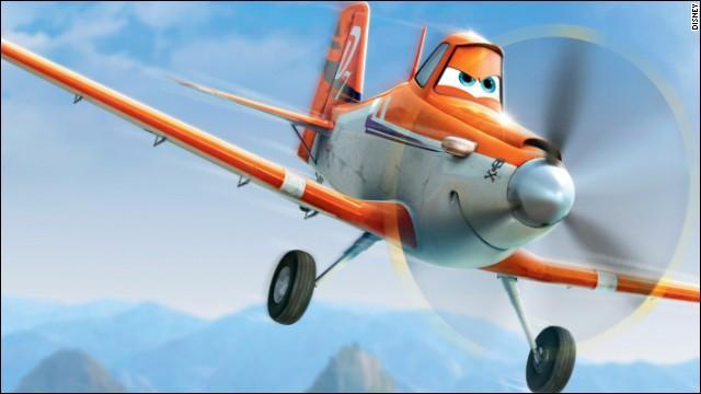 Dans quelle société de production le film d'animation  Planes  a-t-il été réalisé ?