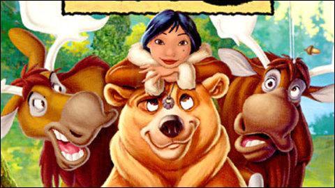 Dans quelle société de production le film d'animation  Frère des ours 2  a-t-il été réalisé ?