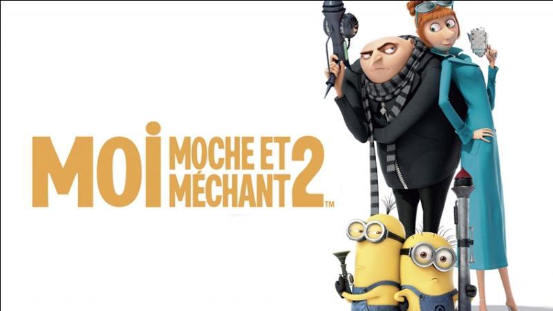 Dans quelle société de production le film d'animation  Moi, moche et méchant 2  a-t-il été réalisé ?