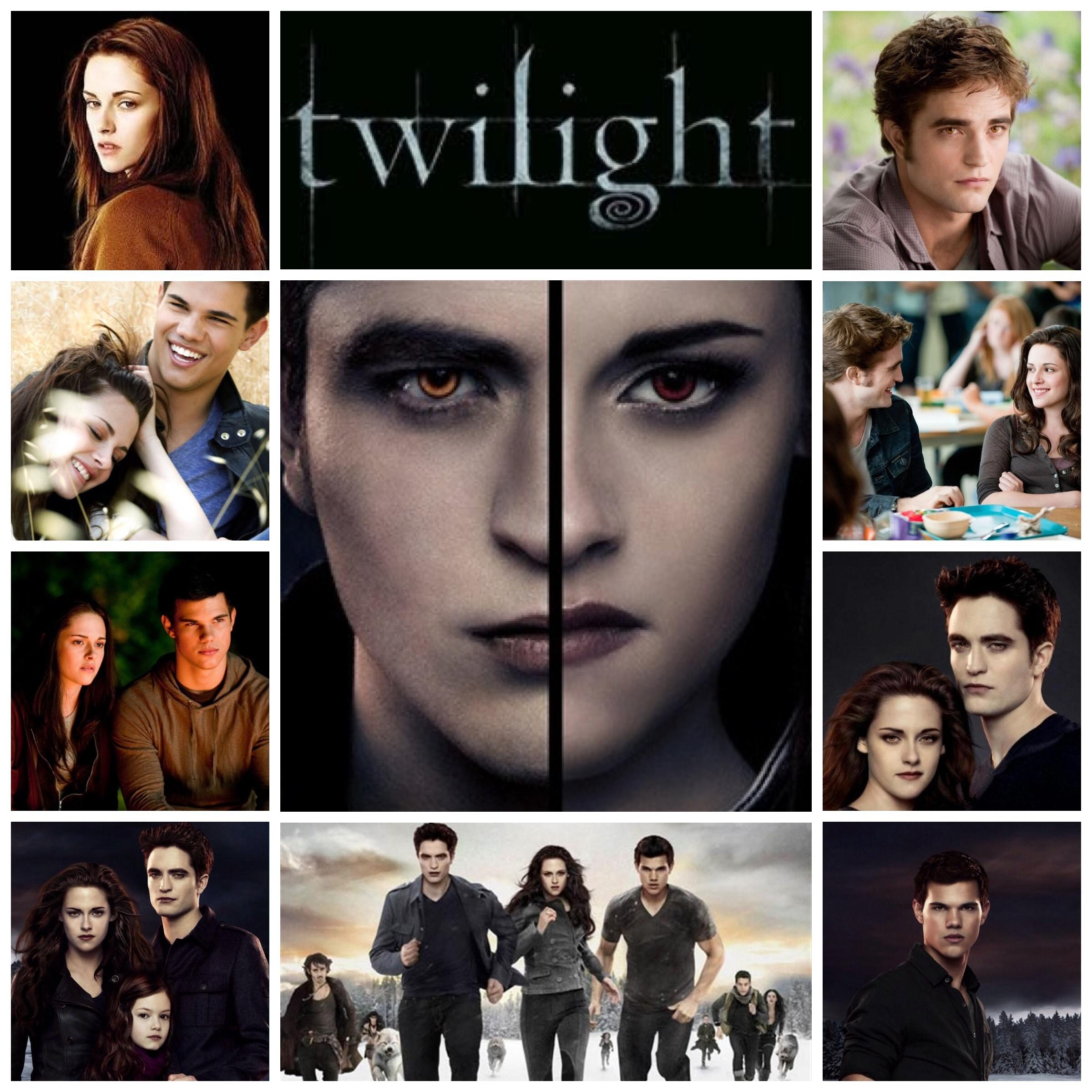 Twilight et Hunger Games