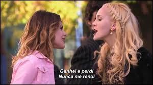 Ludmila et Violetta vont chanter une chanson ensemble durant laquelle Violetta doit jouer la méchante. Quelle est cette chanson ?