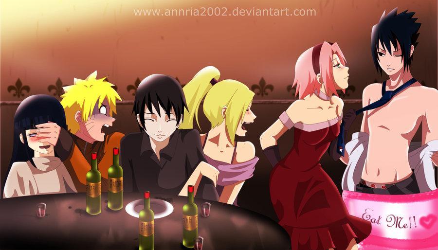 Naruto : les couples