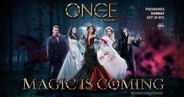 Le nom des acteurs et des personnages de 'Once Upon a Time'