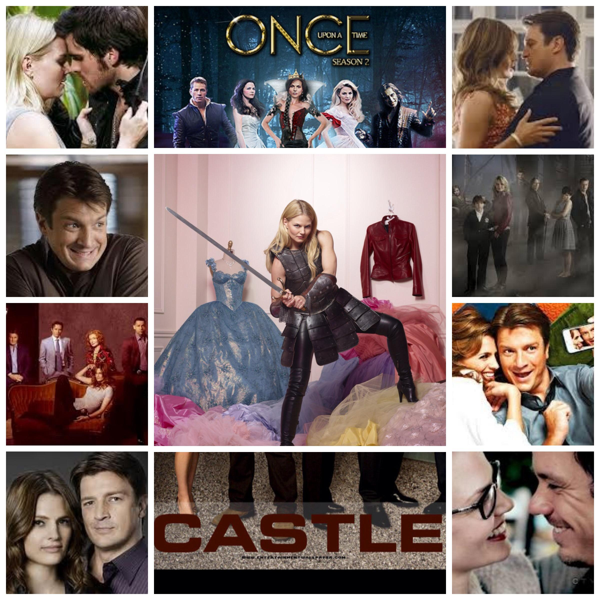 Once Upon a Time et Castle