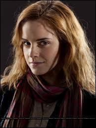 Qui joue Hermione ?