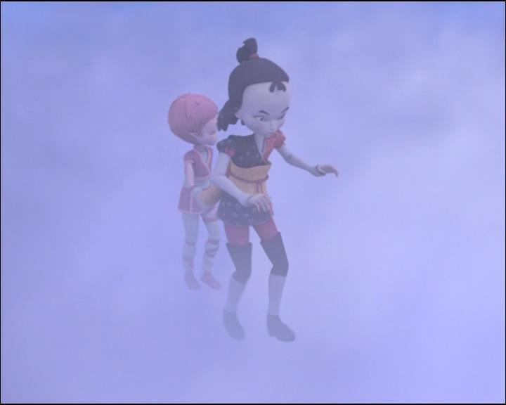 Sur quel territoire sont elles?(piège:la brume cache le paysage à vous de deviner:c'est dans un épisode de la saison 2)