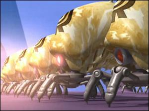 De tous les monstres de Xana, quel est celui qui a le moins de points de vie