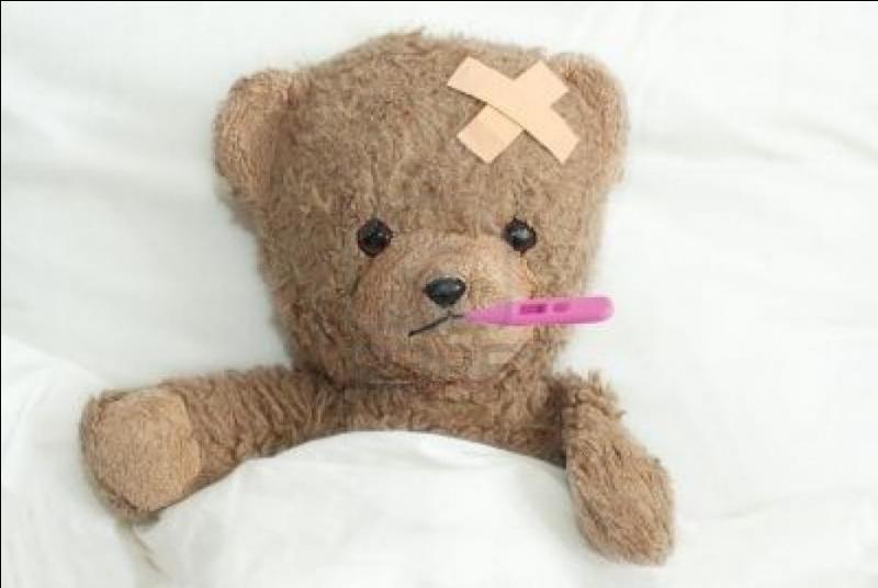 On est malade pendant ___ jours.