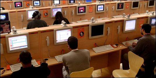 Et sur Internet, avez-vous conscience que nous passons 5 ans de notre vie sur Internet ?