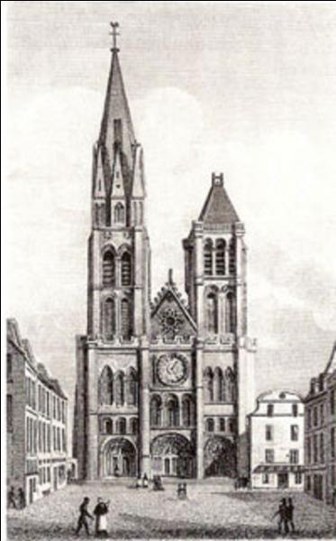 Pendant la Révolution française de 1789, l'abbaye de Saint-Denis fut ravagée, les corps des rois de France, de leur famille et certains grands hommes furent détruits ! Bien sur, ce n'était plus que des squelettes ou des corps en pleine décomposition. Tous ? Non, deux d'entre eux étaient pratiquement intacts ! Qui sont ces deux personnages ?