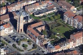 La commune de Lambersart, dans le 59, se situe en région ...