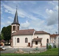 Le village Vosgien de Ménarmont se situe en région ...