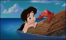 Comment se prénomme la fille d'Eric et Ariel ?