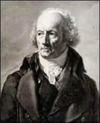 Suite à ces constatations, il donne l'ordre au préfet de police de décréter la transformation des 17 hectares de  Mont-Louis  en cimetière de l'est parisien en 1803. À quel architecte  néo-classique  est confiée la conception de ce lieu ?