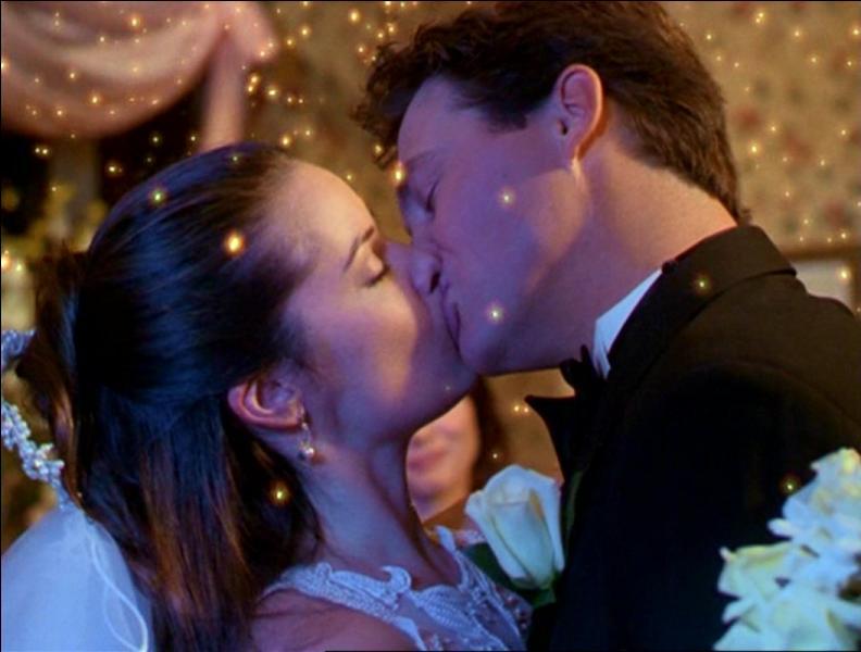 Dans quelle saison Piper s'est-elle mariée ?
