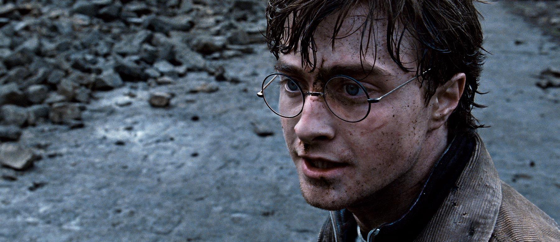 Harry Potter 7 - Les personnages