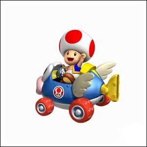 Dans quel Mario Kart trouve-t-on cette voiture ?