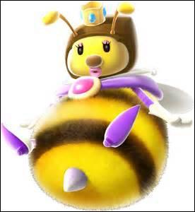Dans quel Mario Kart trouve-t-on cette abeille ?
