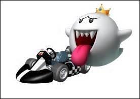 Dans quel Mario Kart trouve-t-on ce fantôme ?