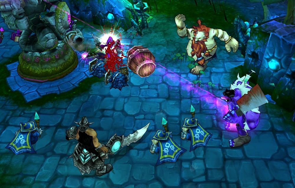 Testez votre niveau sur 'League of Legends ! '