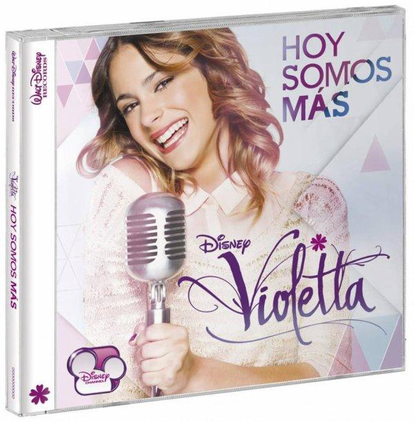 Les chansons de Violetta saison 2