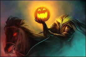 Qui est ce personnage méchant de la grande fête d'Halloween ?