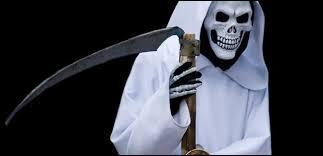 Que symbolise ce personnage d'Halloween ?