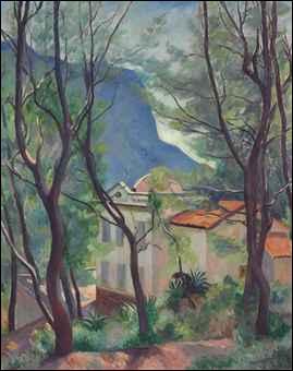 Qui a peint Maison dans les arbres ?