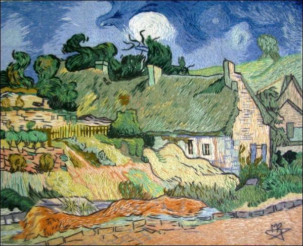Qui a peint Maison à Cordeville ?