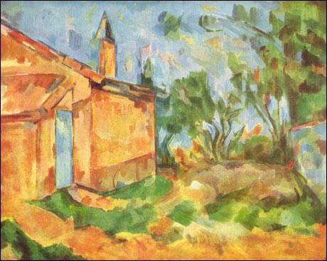 Qui a peint Maison Jourdans ?