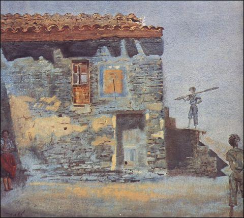Qui a peint Barraque du port ?
