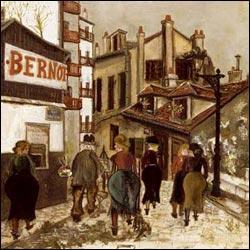 Qui a peint La maison Bernot ?