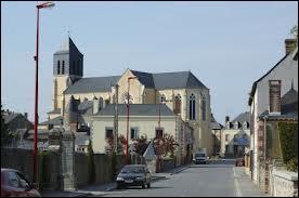 La commune Mayennaise d'Andouillé se situe en région ...
