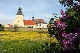 Nous partons maintenant en Alsace, à Appenwihr. Nous serons dans le département ...