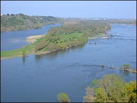 La Loire est le plus long fleuve français :
