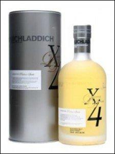 Quand a été vendue la première bouteille de whisky Bruichladdich ? (91% d'alcool)
