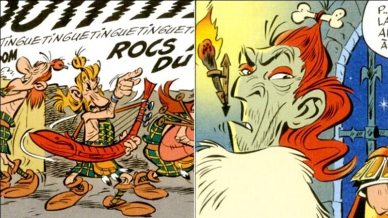 Un autre petit nouveau chez les Pictes : Vincent Cassel qui incarne le méchant Mac Abbeh (à droite sur l'image). Dans quel film n'a-t-il PAS eu de rôle ?