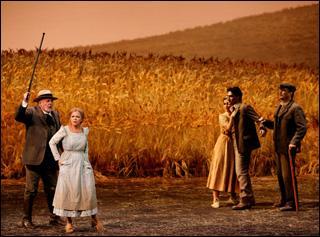 Quel opéra de Charles Gounod, d'après une œuvre de Frédéric Mistral, se déroule en Camargue ?
