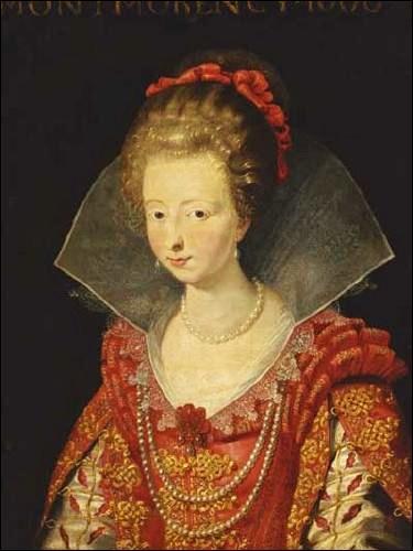 Qui a peint Charlotte Marguerite de Montmorency ?