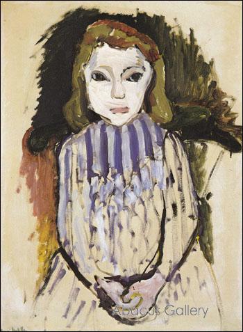 Qui a peint Marguerite ?