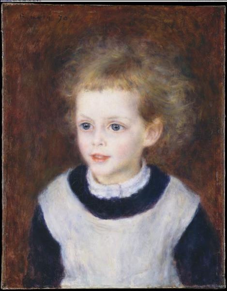 Qui a peint Marguerite Berard ?