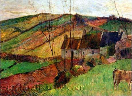 Qui a peint Mont Sainte-Marguerite ?